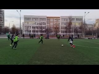 10 ���, Old School-FC KAMAZ (1 ����)
