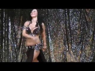 Alena Papucha ⊰⊱ Primorye CUP '13. Arabic Belly dance HD 720p