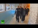 Путин пришел на разборки с братвой, а Обама дёру дал ))))