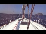 Обгоняя ветер. Эгейское море.