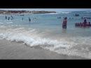 Израиль. Пляж Хабоним
