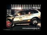 BMW X5  Краш-тест, Crash-Test