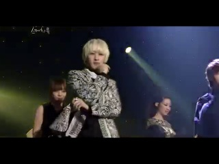 Super Junior  SNSD's Tiffany -