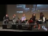 Пресс-конференция по серии Скандал в Белгравии.Шерлок