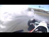 IndyCar 2014. Этап 17 - Сонома (Виасат)