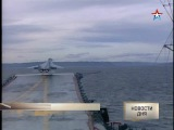 Палубные истребители МиГ-29К испытывают перед отправкой в войска