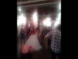 Свадьба Брата Дениса и его Жены Даши. Очень красивый танец)