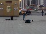Слова песни - Нева - 5nizza (паренёк поёт у метро Ч.Пруды)